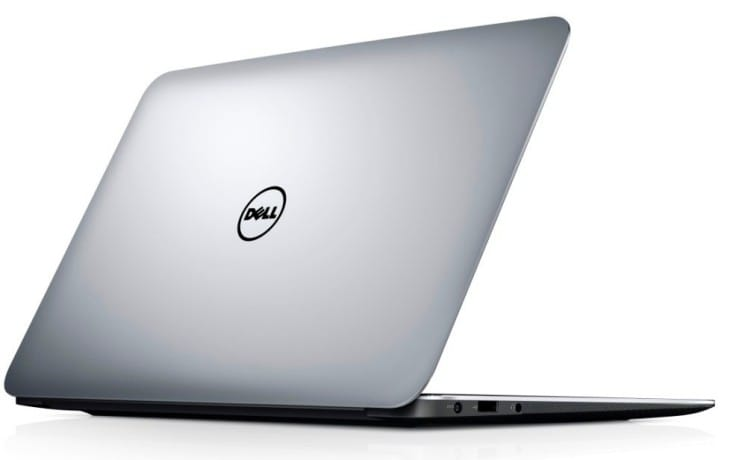 Dell XPS 13 Ultrabook updated for 2013