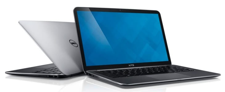 Dell XPS 15 with Haswell