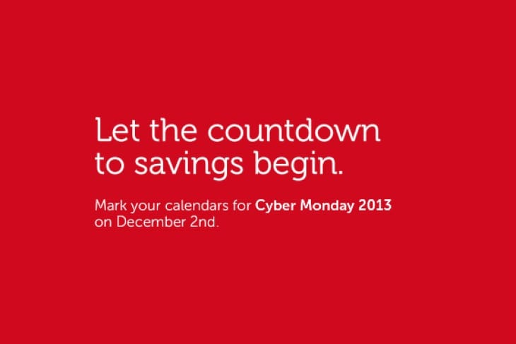 Dell tease Cyber Monday countdown