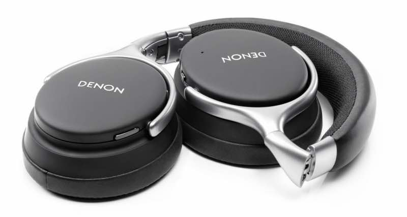 Denon AH-GC20 Globe Cruiser Wireless Headphones
