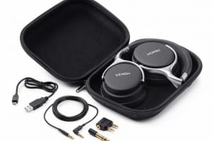 Denon AH-GC20 wireless headphones available from April