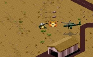 Desert Strike game for PS4 and Xbox One?