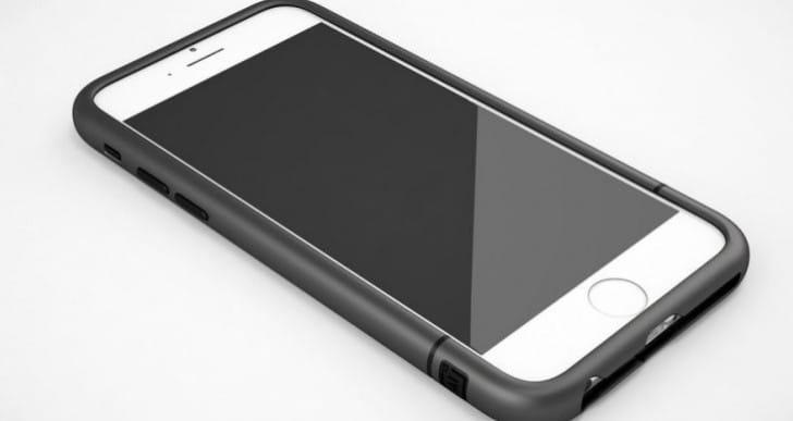 Designed by M iPhone 6 case quartet