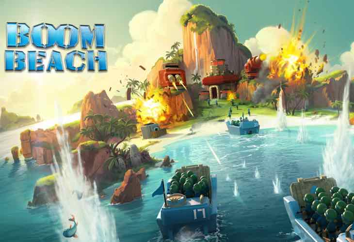 Desired Boom Beach features