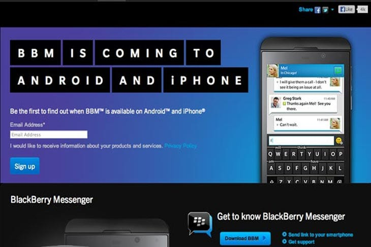 Desperation-for-BBM-on-iOS