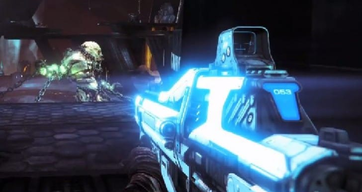 Destiny news blowout for 2014 game