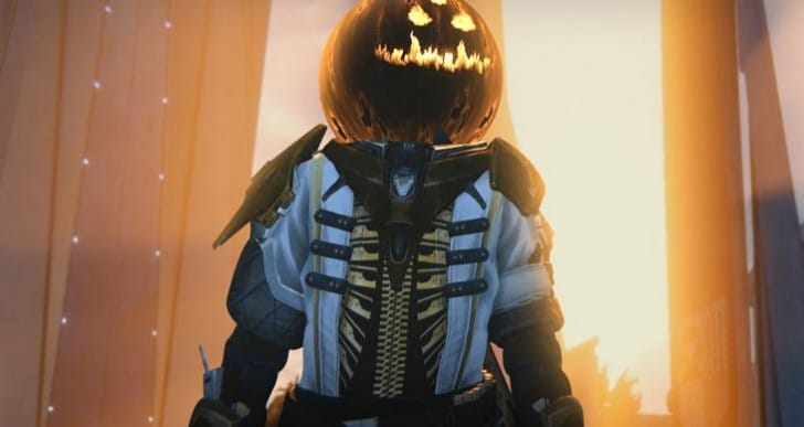 Destiny Halloween event desires for Oct, 2015 update