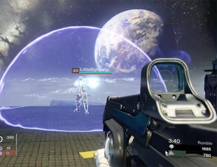 Destiny-Hard-Light-Exotic-rifle-review
