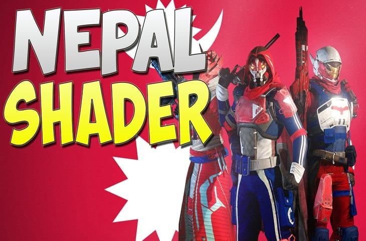 Destiny-Nepal-shader-code