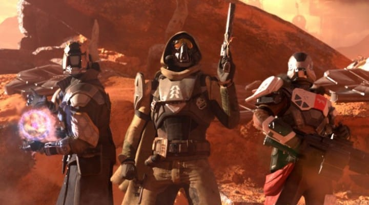 Destiny PC release update from Bungie