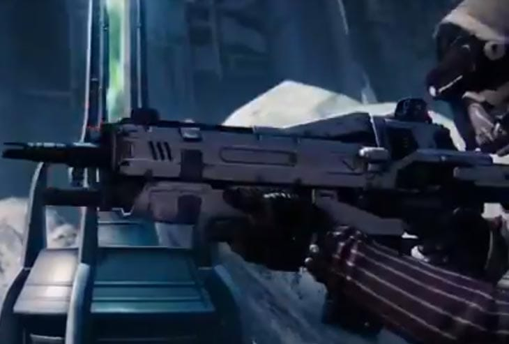 Destiny weapons, environments and space travel