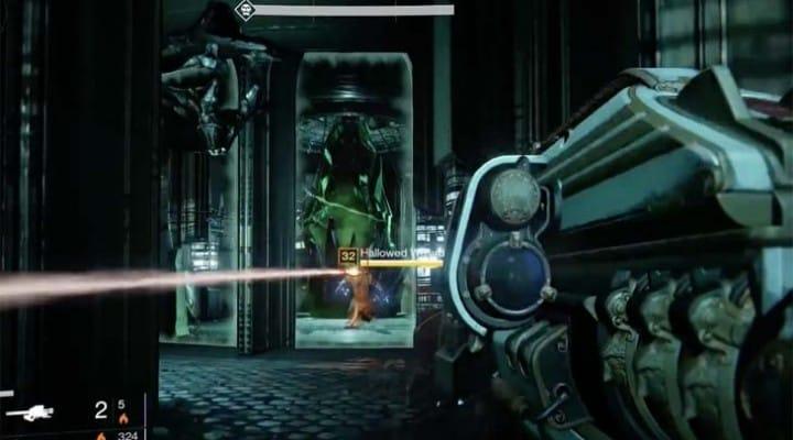 Defeat Ir Yut and Kill Crota in Destiny The Dark Below