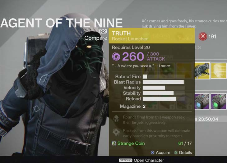Destiny-Xur-Truth-Exotic-Rocket-Launcher-weapon-review