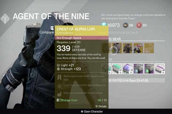 Xur Confirmed For Today Product Reviews Net