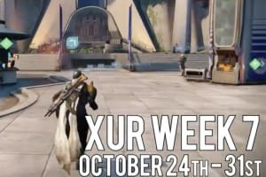 Destiny Xur exact location confirmed for today