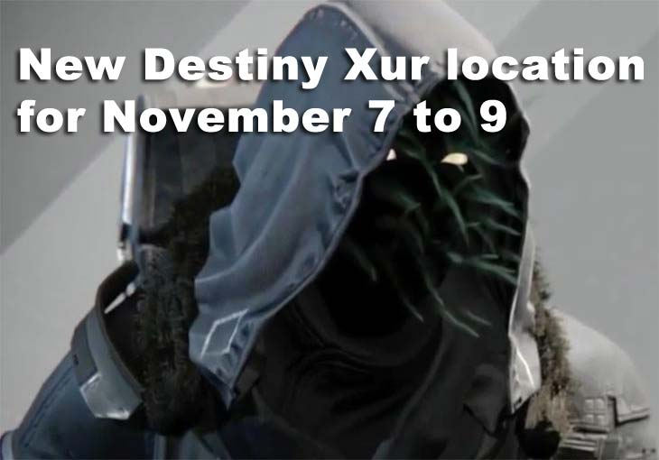 Destiny-Xur-location-November-7-to-9