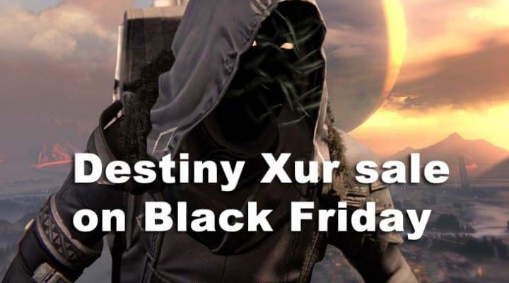 Destiny Xur spawn time arrives with Nov 28 items