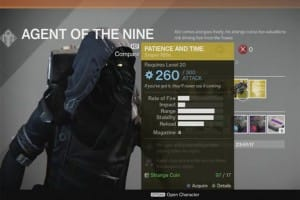 Destiny Xur items this weekend with 10/31 prices