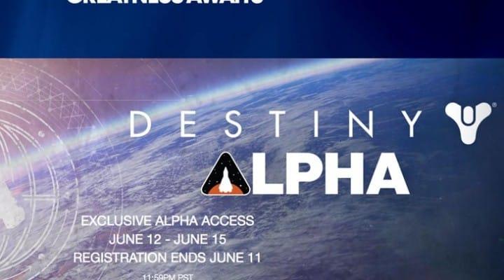 Destiny PS4 alpha servers still working