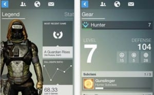 Destiny app update desired same time as 1.1.1