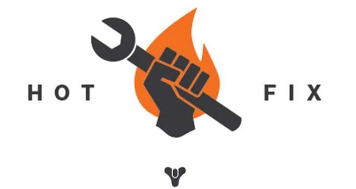 Destiny 1.1.0.2 server patch notes for DLC problems