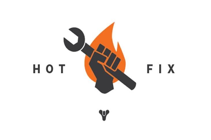Destiny-hotfix