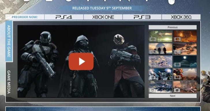 Destiny midnight UK launch, GAME open times