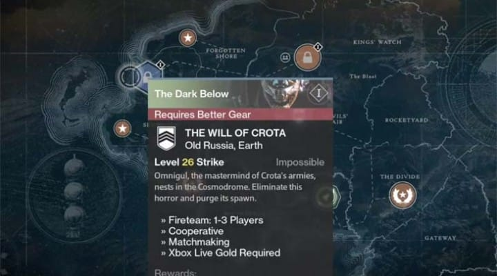 Destiny new glimmer farming after The Dark Below patch
