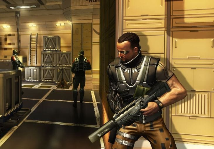 Deus Ex: The Fall PC release exactly one month away