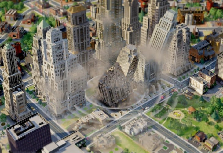Devs offer walkthrough of SimCity- Worlds of Tomorrow