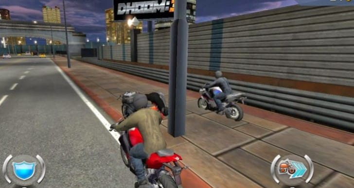 Dhoom: 3 The movie game hits 10m downloads