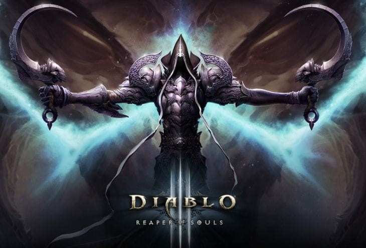 Diablo 3  Reaper of Souls trailer for upcoming expansion