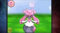 Diancie gameplay in Pokemon X & Y reveal trailer