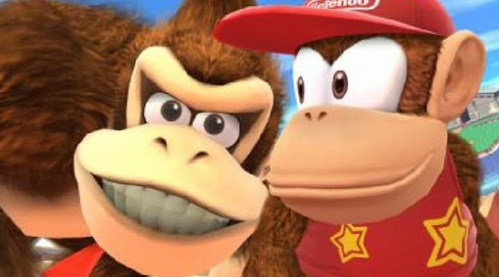 Super Smash Bros 4 gets Diddy Kong addition
