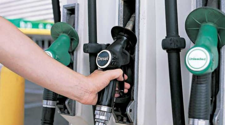 Diesel surcharge set to rise in London, UK