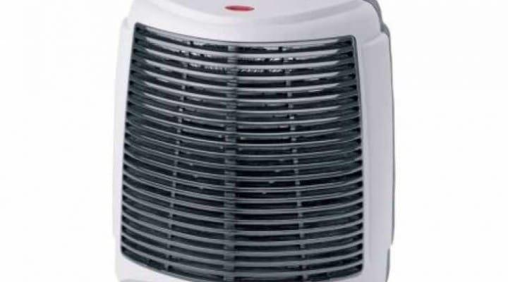 Dimplex Portable Fan Heater model recall from Argos
