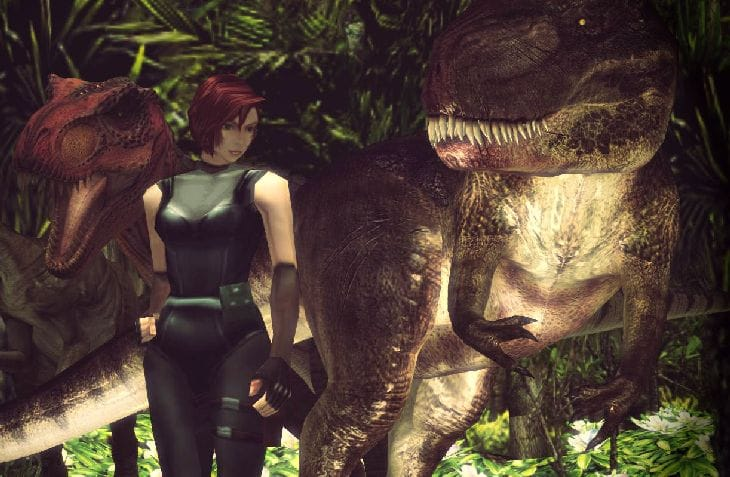 Dino Crisis 4 Reboot Will Be Ps4 Exclusive Product