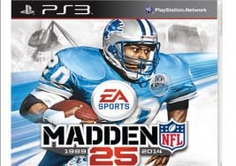 DirecTV NFL Sunday ticket is free with Madden NFL 25