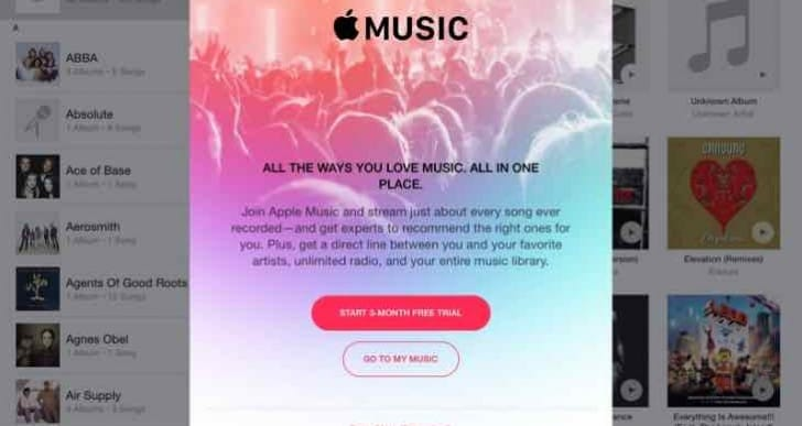 Disabling Apple Music auto-renewal to avoid charges
