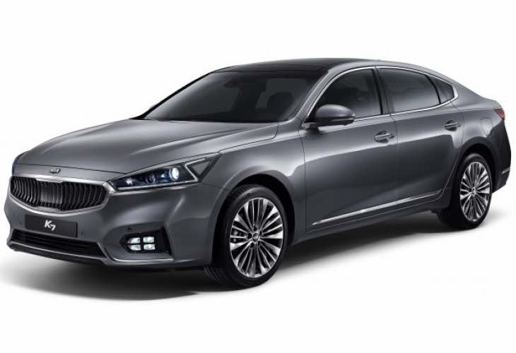 Disappointing 2016 Kia Cadenza reviews over