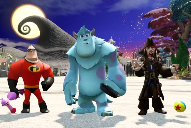 Disney Infinity 2 release for PS4, Xbox One signalled
