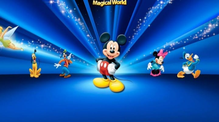 Disney Magical World 3DS release before Easter