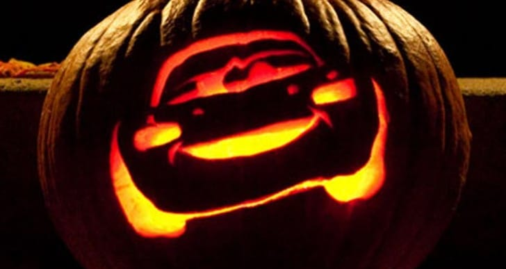 Disney's themed pumpkin carving stencils by PDF