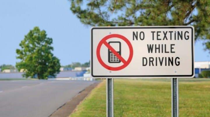 Distracted Driving Awareness month kicks off socially