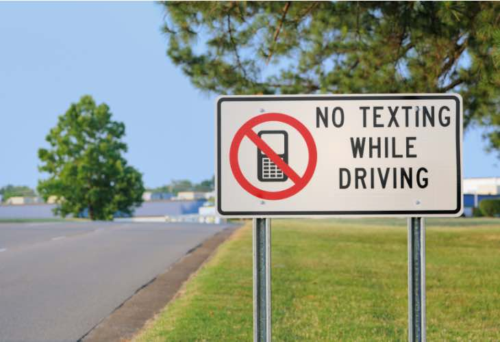 Distracted Driving Awareness month kicks off socially