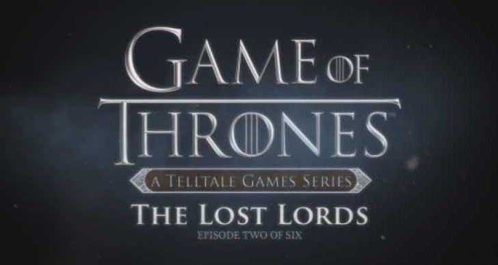 Diverse Game of Thrones: Episode Two – The Lost Lords reviews