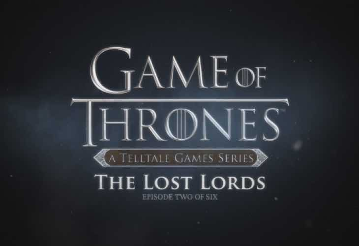 Diverse Game of Thrones- Episode Two - The Lost Lords reviews