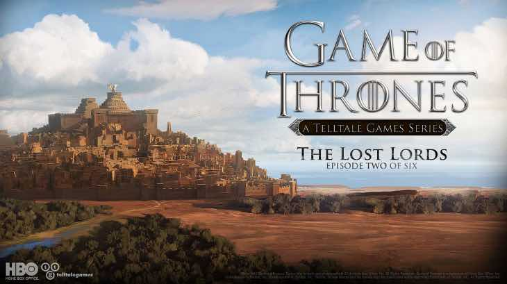 Diverse Game of Thrones The Lost Lords