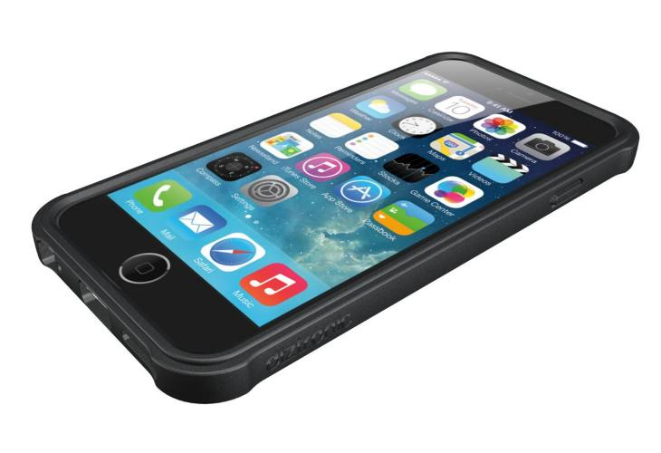 Diztronic Voyeur iPhone 6 case in drop test