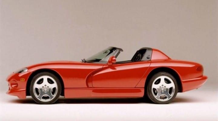 Dodge Viper recalls 2003-2004 models, remedy delayed